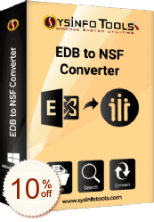 SysInfoTools EDB to NSF Converter Shopping & Review