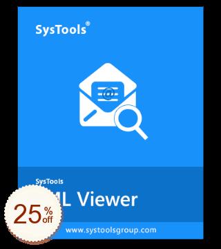 SysTools EML Viewer Rabatt Gutschein-Code