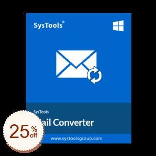 SysTools Mail Converter Rabatt Gutschein-Code