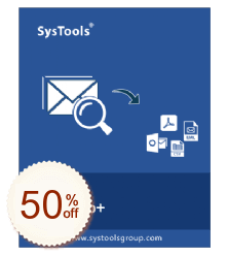 SysTools MailPro+ Rabatt Gutschein-Code