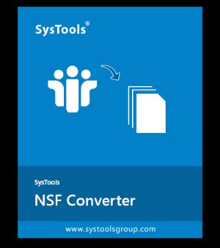 SysTools NSF Converter割引クーポンコード