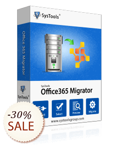 SysTools Exchange to Office365 Migrator Discount Coupon