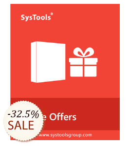 Systools Outlook OST Bundle Discount Coupon