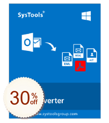 SysTools PST Converter Discount Coupon