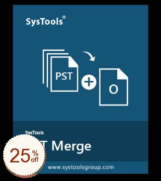 SysTools PST Merge sparen