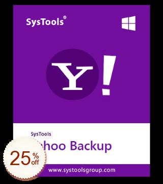 SysTools Yahoo Backup sparen