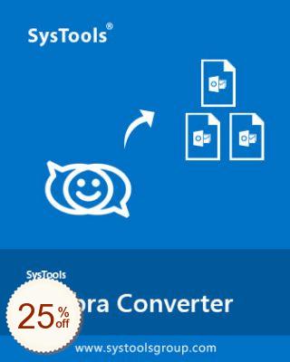 SysTools Zimbra Converter Discount Coupon