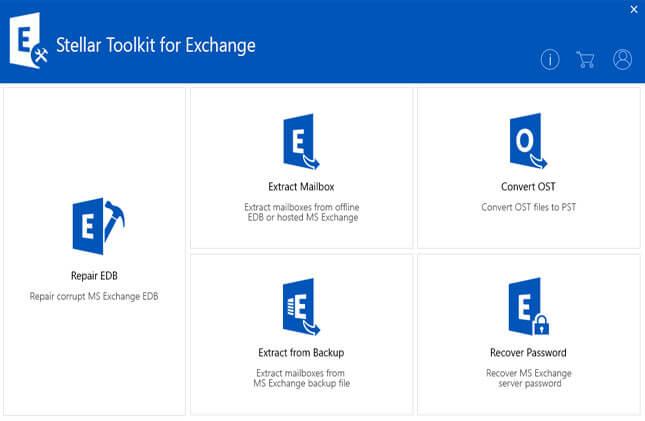 Stellar Exchange Toolkit Screenshot