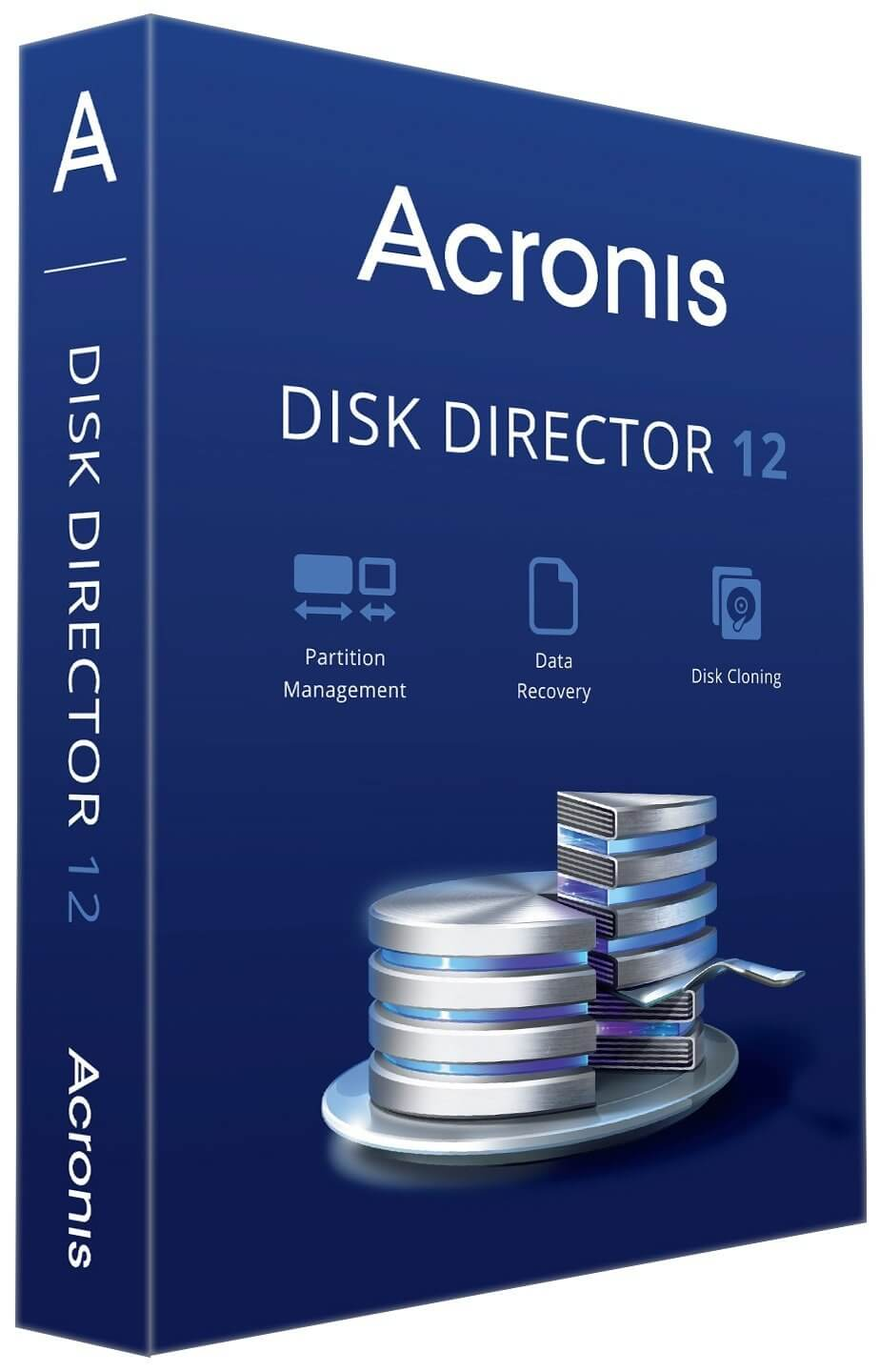 Acronis Disk Director Boxshot