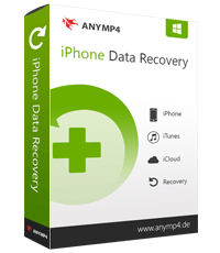 AnyMP4 iPhone Data Recovery Discount Coupon