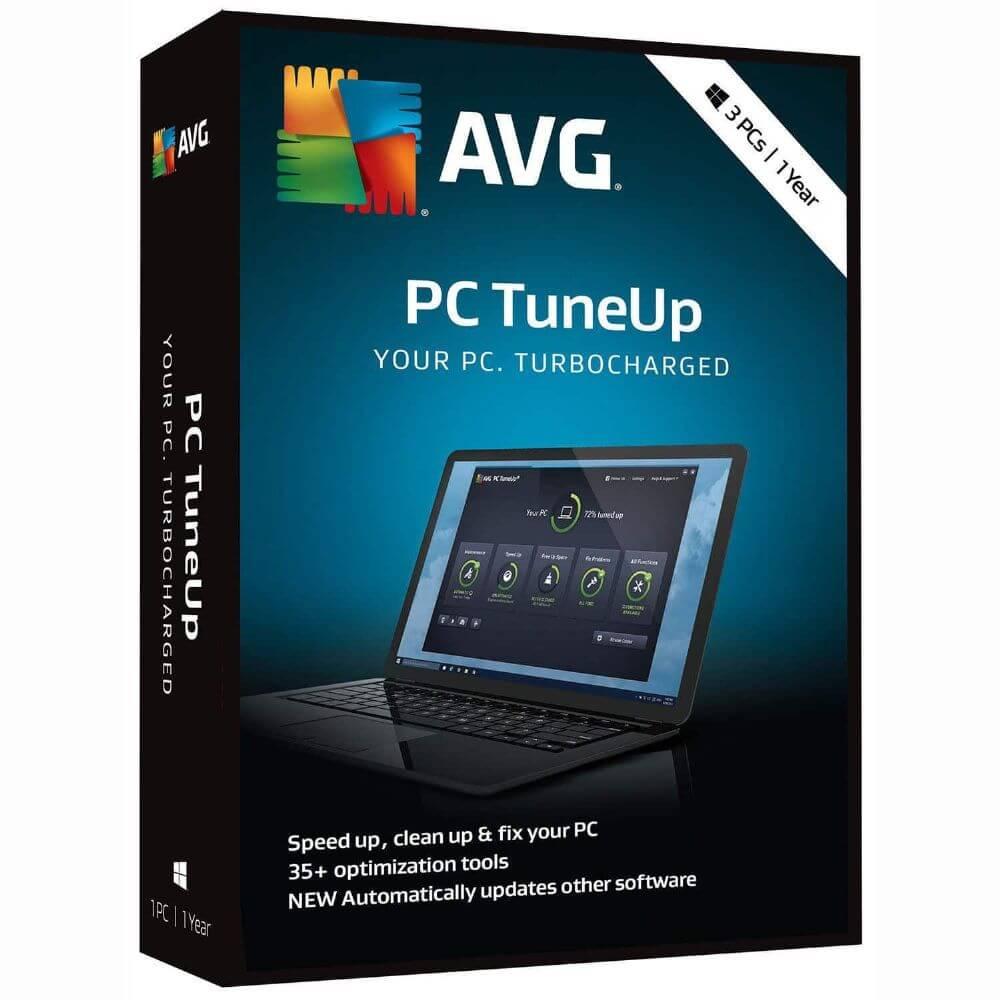 AVG TuneUp Code coupon de réduction