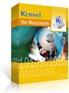 Kernel for Macintosh Data Recovery promo code