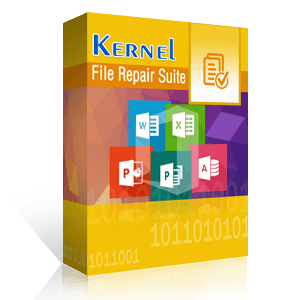 Kernel MS Office File Repair Suite 25% Discount