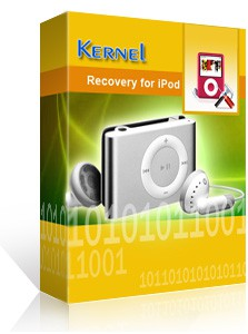 Kernel Recovery for iPod Boxshot