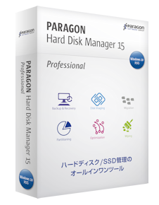 Paragon Hard Disk Manager Shopping & Trial