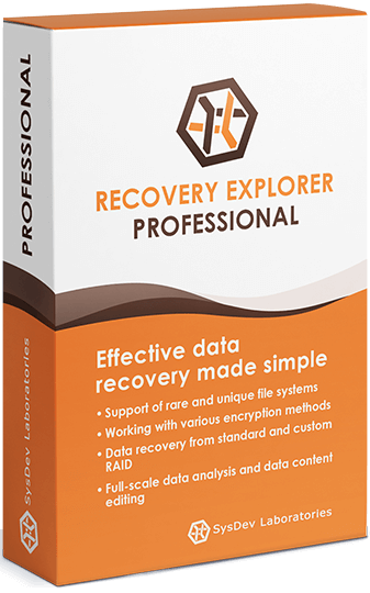 Recovery Explorer Professional promo code