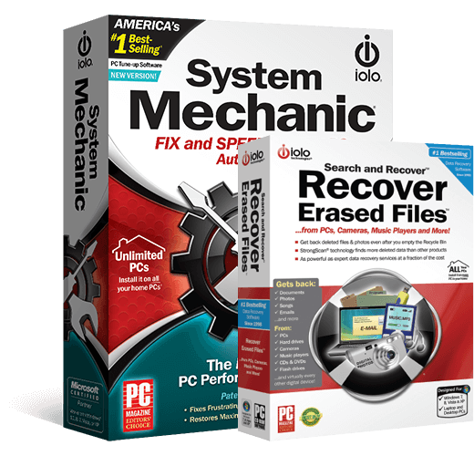Your Mechanic Promo Code >> System Mechanic Search And Recover Bundle 50 Discount