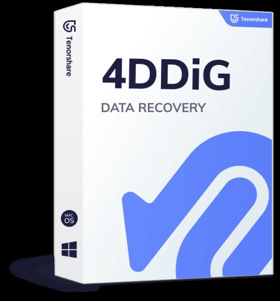 Tenorshare 4DDiG Code coupon de réduction