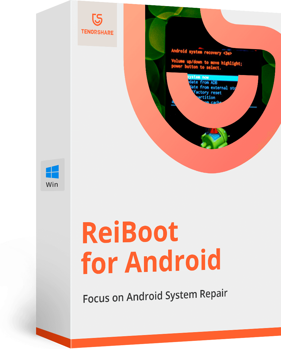 Tenorshare ReiBoot for Android Pro Boxshot