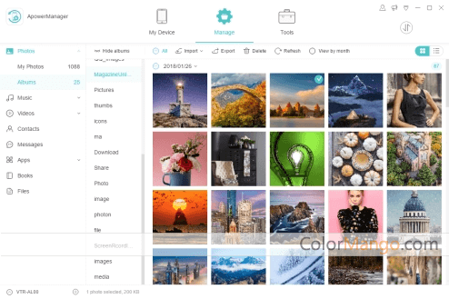 ApowerManager (Phone Manager) Screenshot