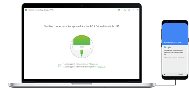 iMyFone LockWiper (Android) Capture D'écran