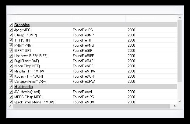 Kernel for Digital Media Screenshot
