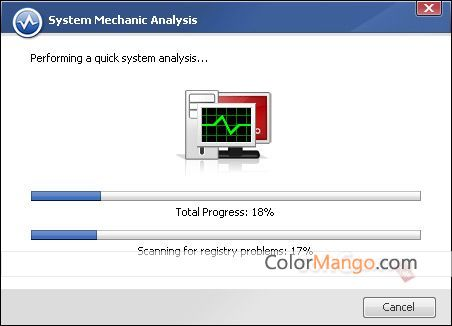 System Mechanic Business Screenshot