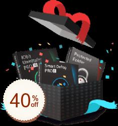2020 IObit XMAS Pack Discount Coupon