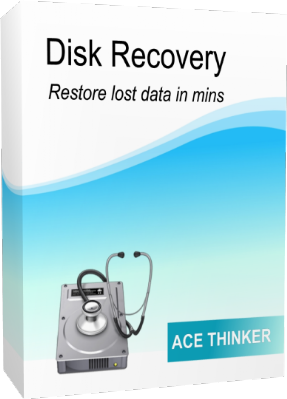 AceThinker Disk Recovery Shopping & Trial