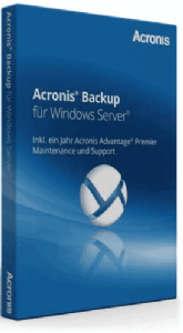 Acronis Cyber Backup Shopping & Trial