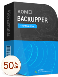 AOMEI Backupper Professional Discount Coupon