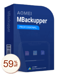 AOMEI MBackupper Discount Coupon