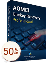 AOMEI OneKey Recovery Discount Coupon