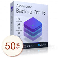 Ashampoo Backup Pro Discount Coupon