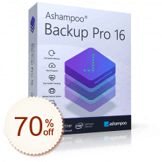 Ashampoo Backup Pro Discount Coupon Code