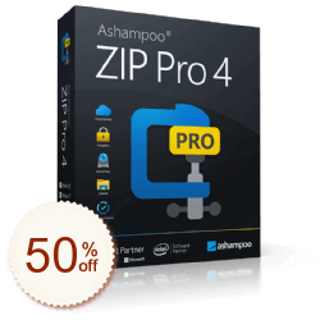 Ashampoo ZIP Pro Discount Coupon Code