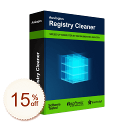 Auslogics Registry Cleaner Pro Discount Coupon