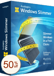 Auslogics Windows Slimmer Pro Discount Coupon