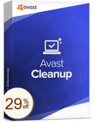 Avast Cleanup Discount Info
