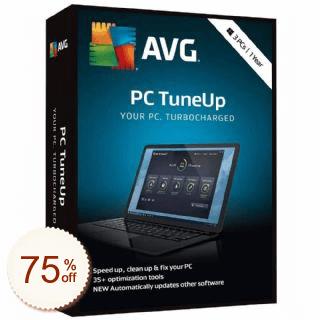 AVG TuneUp Discount Coupon