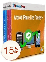 Backuptrans Android iPhone Line Transfer + Discount Coupon