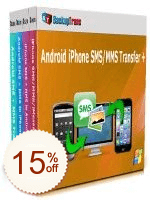 Backuptrans Android iPhone SMS/MMS Transfer + Discount Coupon Code