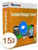Backuptrans Facebook Messages Transfer Discount Coupon