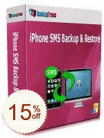 Backuptrans iPhone SMS Backup & Restore Discount Coupon