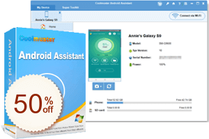 Coolmuster Android Assistant Discount Coupon