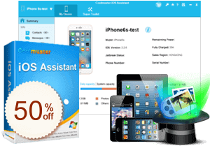 Coolmuster iOS Assistant Discount Coupon