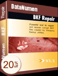 DataNumen BKF Repair Discount Coupon