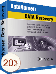 DataNumen Data Recovery Discount Coupon