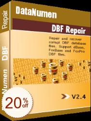 DataNumen DBF Repair Discount Coupon
