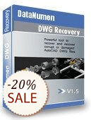DataNumen DWG Recovery promo code